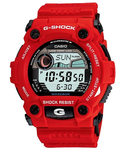 Casio g shock g 7900a 4dr