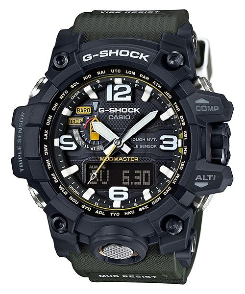 Casio g shock gwg 1000 1a