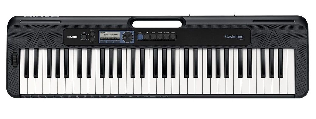 Casio Tastiera CT-S 300BK