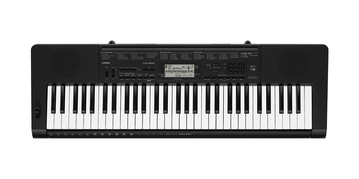 Casio Tastiera CTK-3500