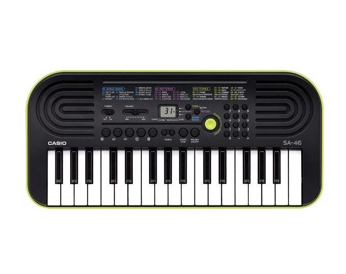 Casio Tastiera SA-46