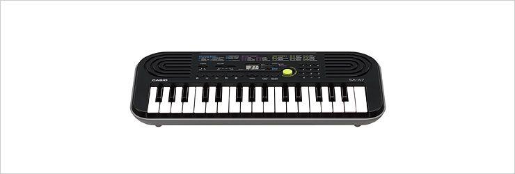 Casio Tastiera SA-47