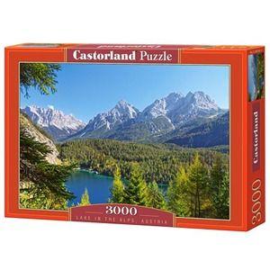 Castorland Lago nelle montagne 3000pz