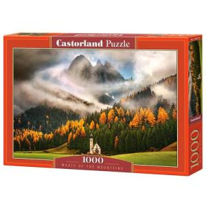 Castorland Magic of the mountains 1000 pz