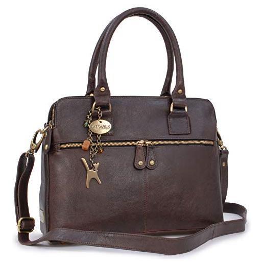 Catwalk Collection Handbags Victoria Tracolla