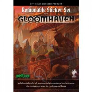 Cephalofair Games Gloomhaven Sticker Set