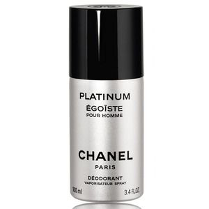 Chanel Platinum Egoiste Deodorante Spray 100ml