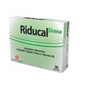 Chemist's Research Riducal Drena