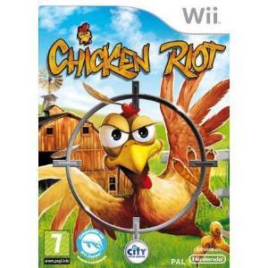 City Interactive Chicken Riot