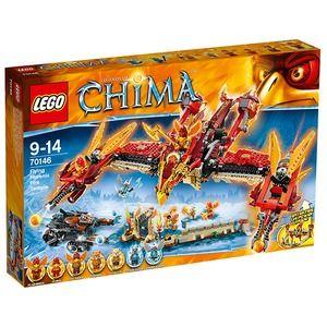 Chima 70146 tempio di fuoco della fenice volante