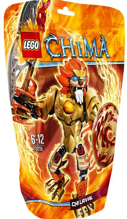 Chima 70206 chi laval
