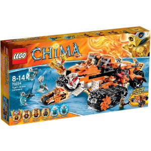 Chima 70224 comando mobile di tiger