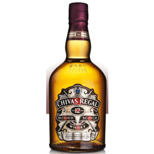 Chivas Regal Whisky 12
