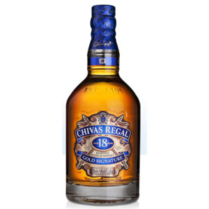 Chivas Regal Whisky 18