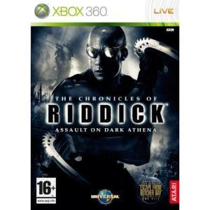 Atari Chronicles of Riddick: Assault on Dark Athena