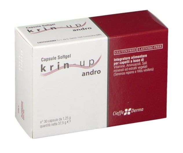 Cieffe Derma Krin Up Andro