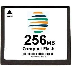Cisco CompactFlash 256 MB