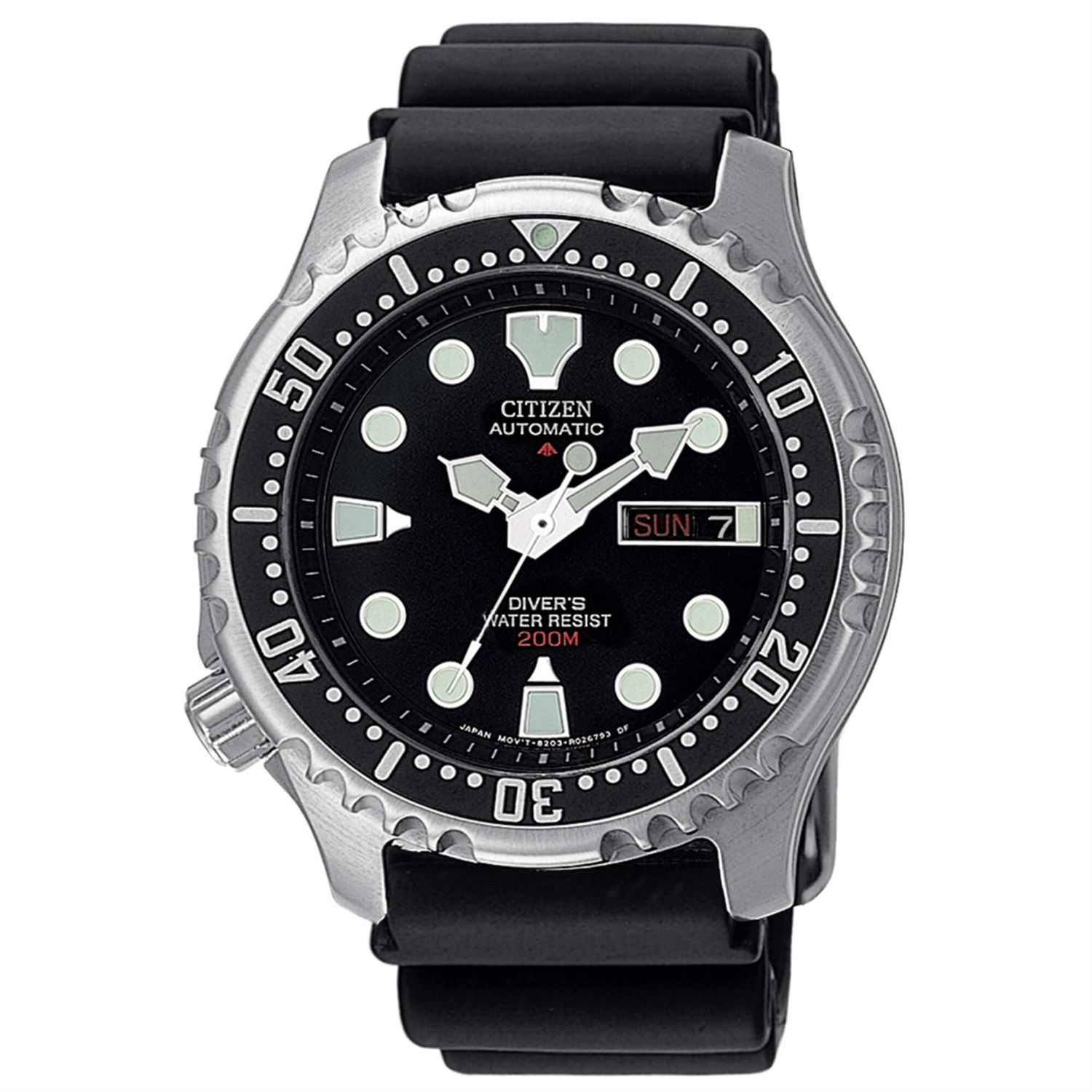 Citizen Divers 200MT Automatico