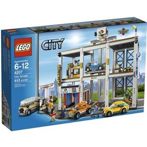 Lego City 4207 City Garage