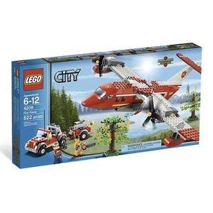 Lego City 4209 Aereo dei Pompieri