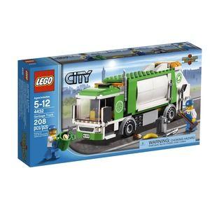 Lego City 4432 Camion della spazzatura