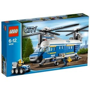 Lego City 4439 Elicottero da Carico