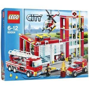 City 60004 caserma dei pompieri
