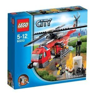 City 60010 l elicottero dei pompieri