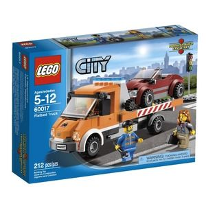 Lego City 60017 Camion a pianale