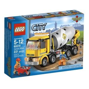 Lego City 60018 Betoniera
