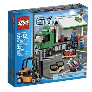 Lego City 60020 Camion merci