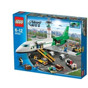 Lego City 60022 Terminal merci