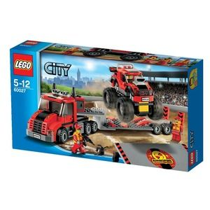 Lego City 60027 Trasportatore di Monster Truck