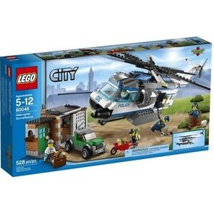 Lego City 60046 Elicottero di sorveglianza