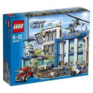 Lego City 60047 Stazione della Polizia