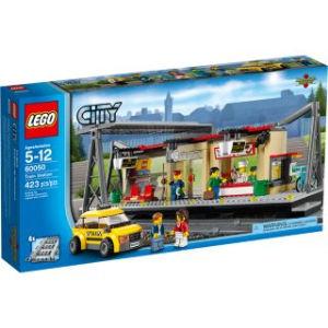 City 60050 la stazione ferroviaria