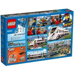 Lego City 60051 Treno Passeggeri Alta Velocità