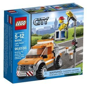 Lego City 60054 Camion della manutenzione stradale
