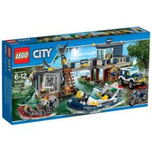 City 60069 la caserma della polizia nelle paludi