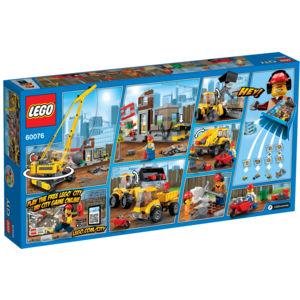 City 60076 cantiere da demolizione