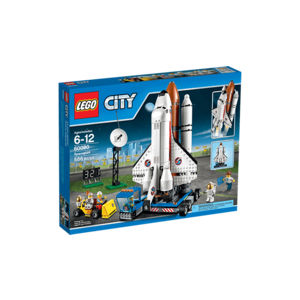 Lego City 60080 Base di Lancio