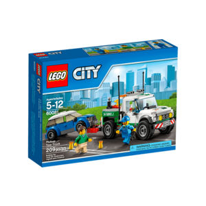 Lego City 60081 Pickup Carro Attrezzi