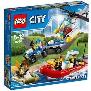 Lego City 60086 Starter Set