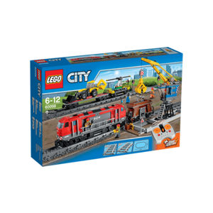 City 60098 treno trasporto pesante