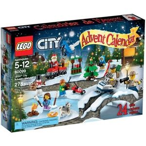 Lego City 60099 Calendario dell'Avvento