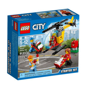 Lego City 60100 Starter Set aeroporto