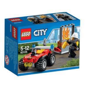 City 60105 atv dei pompieri