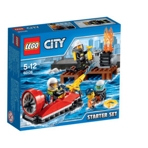Lego City 60106 Starter set pompieri