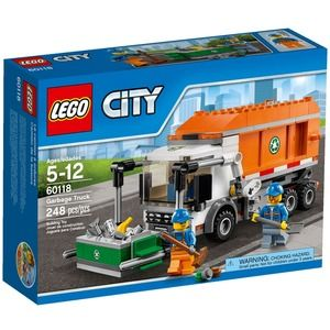 Lego City 60108 Unità di Risposta Antincendio