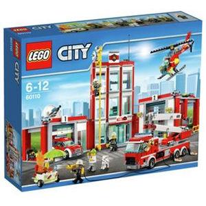 City 60110 caserma dei pompieri